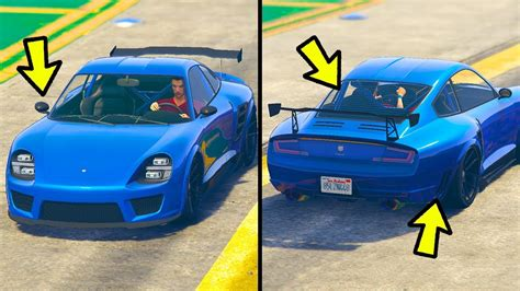 Gta 5 Online New Comet Sr Dlc Car! 10 Things You Need To