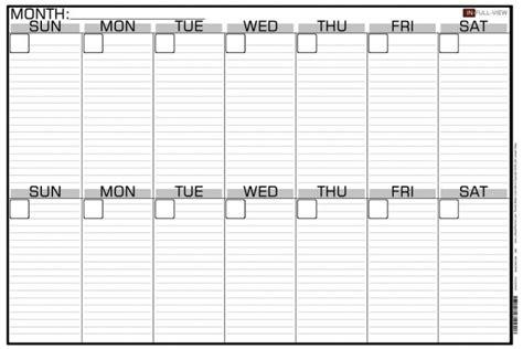 2 week calendar template printable 4 week calendar printable 360 degree