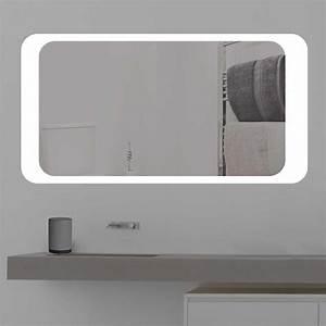 Badspiegel Rund Mit Beleuchtung : badspiegel led beleuchtet an der wand k 213 kostenloser versand ~ Indierocktalk.com Haus und Dekorationen