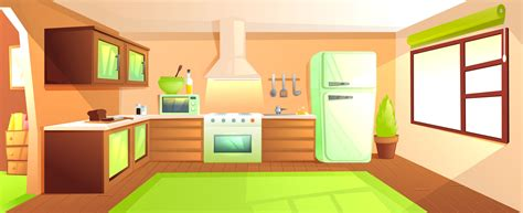 Kitchen Interior Pictures by Modern Kitchen Interior With Furniture Design Room With