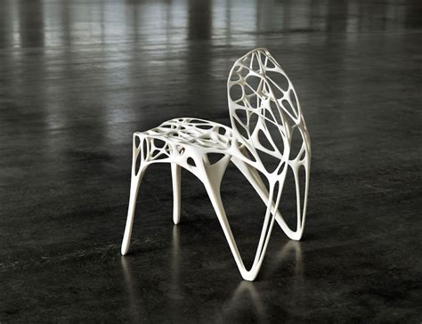 Yanko Design Parametric Design Generico Chair » Gadget Flow