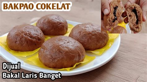 Cocok sebagai hidangan keluarga atau untuk dijadikan usaha rumahan. RESEP BAKPAO EMPUK // BAKPAO COKLAT ANTI GAGAL - CHOCOLATE BUN - YouTube