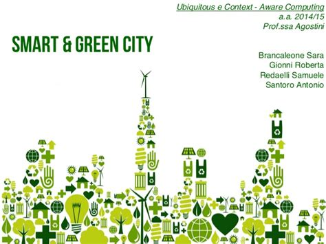 Smart And Green by Smart Green City