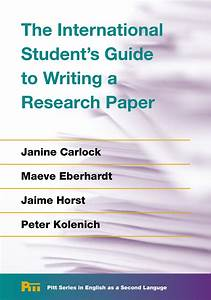 Guide to writing research papers creative writing park slope gcse creative writing research proposal writers in pakistan