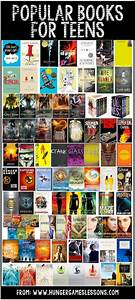 Popular Books For Teens The Most Checked Out And Sought