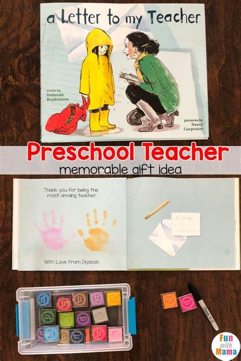 preschool gift idea with 998 | preschool teacher gift ideas