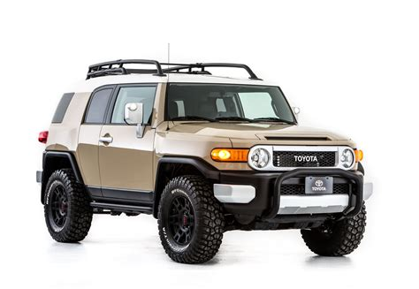 2013 Toyota Fj Cruiser by 2013 Toyota Fj S Cruiser Concept By Trd Top Speed