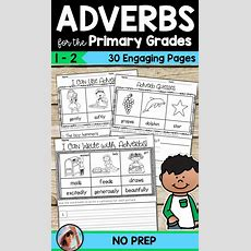 Adjective Worksheets For The Primary Grades  Fun For Firsties & Beyond  Adjective Worksheet