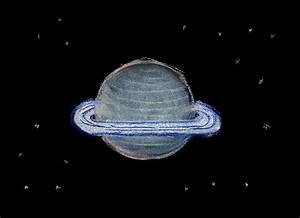 Saturn   ESA/Hubble