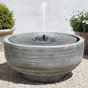 Fontaine A Eau Exterieur : fontaine ext rieur de jardin tekhome fontaine a eau deco ~ Carolinahurricanesstore.com Idées de Décoration