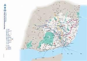 Diagrams And Maps - Metropolitano De Lisboa  Epe