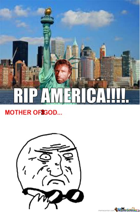 Rip Meme Rip America By Bajoe27 Meme Center