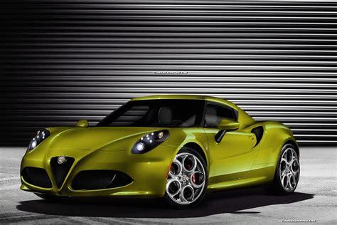 Alfa Romeo 2013 by We Give Alfa Romeo 4c A Fresh Of Paint Mercedes