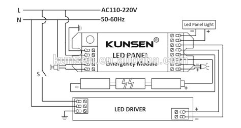Emergency Lighting Rechargeable Battery Inverter For