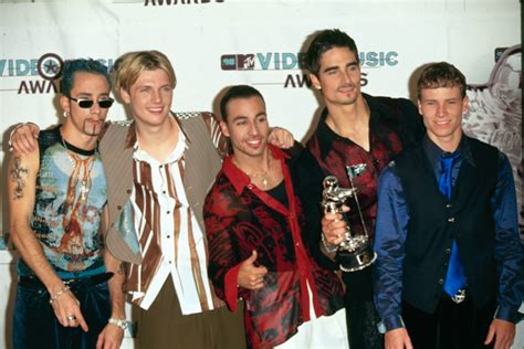 Relive 1997 With 20 Epic Backstreet Boys Photos