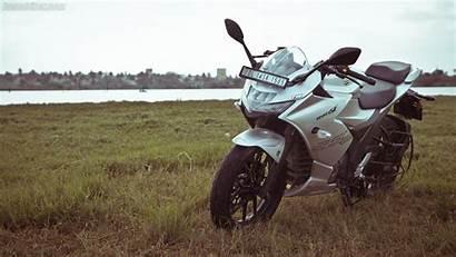 Gixxer Sf 250 Suzuki Wallpapers Iamabiker Desktop