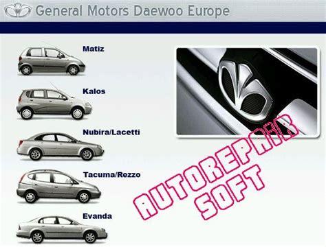 manuales de mecanica automotriz by autorepair soft daewoo tis 2007