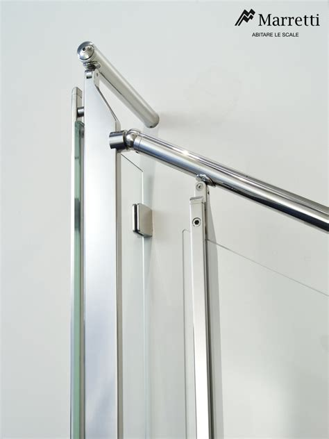 ringhiera per interni interior staircase banisters in stainless steel by
