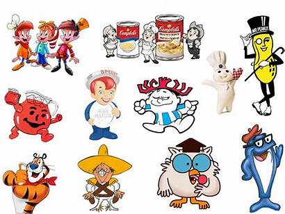 Mascots 60s 70s 50s Commercial Tv Advertising