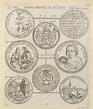- [Engravings of the medals of John George II, Elector of ...