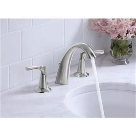 Kohler Mistos Sink Faucet by Kohler Mistos 8 In Widespread 2 Handle Water Saving