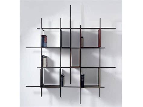 libreria in metallo libra 2 metallo libreria con struttura in acciaio e