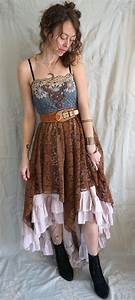 Traveler Dress... boho bohemian whimsical gypsy vintage ...