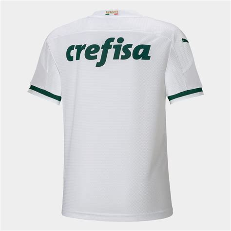 Camisa Palmeiras Juvenil II 20/21 s/n° Torcedor Puma ...