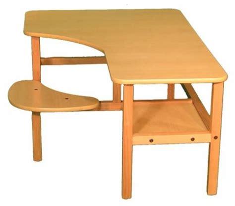 zoo preschool 19 quot pc desk maple 884 | 7 501141
