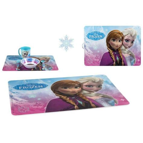 set de bureau set de table ou de bureau frozen la reine des neiges