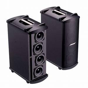 Bose MB4 Panaray Bass Speaker/Subwoofer Black + | PSSL