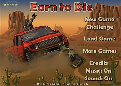 Earn To Die Hacked / Cheats