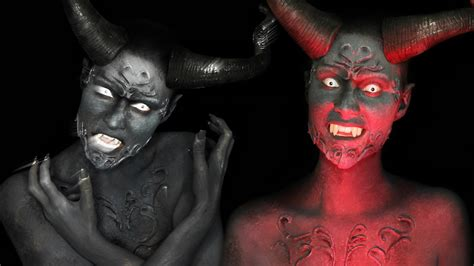 P!@td Emperors New Clothes Demon Makeup Tutorial Makeup