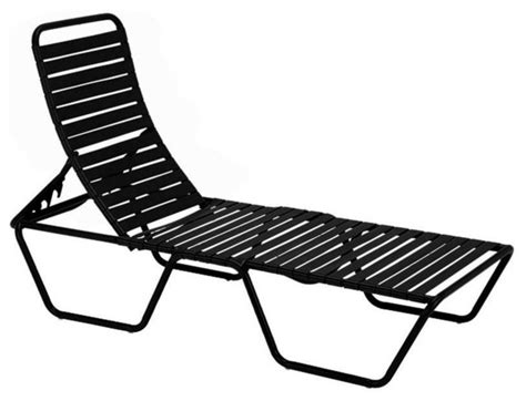 tradewinds chaise lounges milan black commercial patio