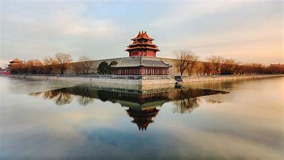 Forbidden China Palace Museum Landscape Wallpapers Backiee