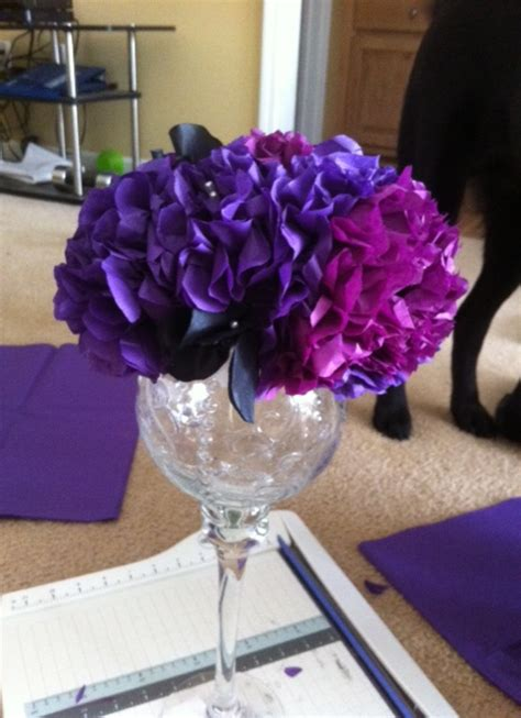 paper centerpieces for tables diy tissue paper centerpiece tutorial included now