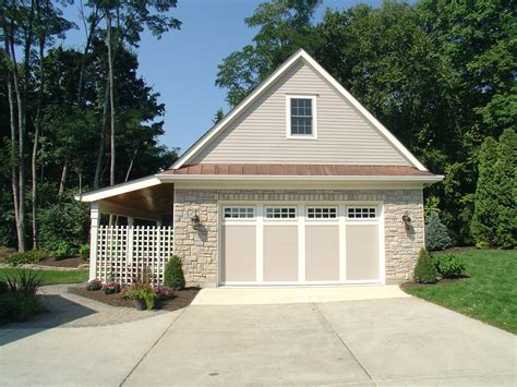 homes with detached garage house plans with porch and detached garage
