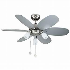 Ventilateur Plafond Reversible : ventilateur de plafond 92 cm pour chambre avec pales ~ Voncanada.com Idées de Décoration