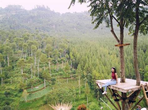 tempat wisata  bandung  hits  instagramable