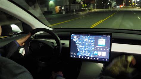 tesla model 3 autonomie prix fiche technique - Tesla Model 3 Interieur