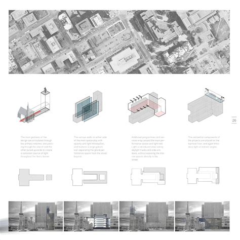 Architecture Portfolio  Architectural Presentation