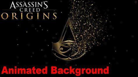 Assassin S Creed Animated Wallpaper - assassin s creed origins animated wallpaper 05