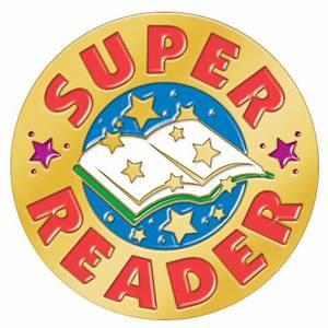 Super Reader Lapel Pin   Positive Promotions
