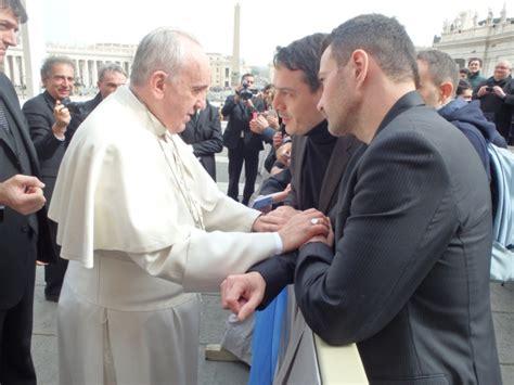 il y a un an au vatican kerviel et le pape françois les