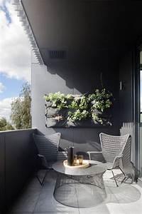 Balkonmöbel Für Kleinen Balkon : 77 coole ideen f r platzsparende m bel womit sie kokett ~ Michelbontemps.com Haus und Dekorationen