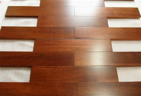 Taun Solid Wood Flooring, Cheap Asian Wood Flooring