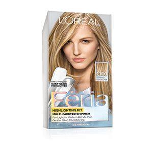 L'Oréal Féria Multi-Faceted Hair Highlights Permanent Hair
