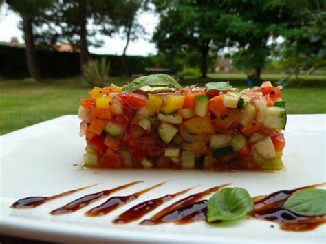 recette tartare de legumes facile