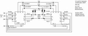 Elektrischer Widerstand Berechnen : l 298n schaltung bitte schaltplan anschauen anf nger ~ Themetempest.com Abrechnung