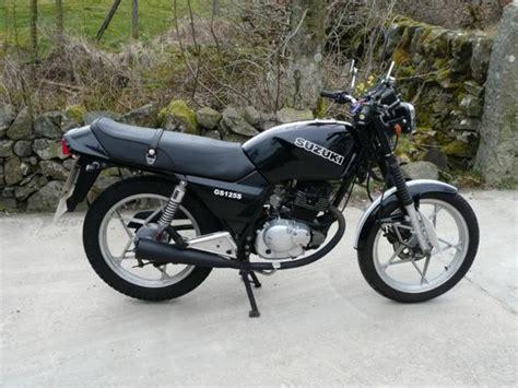 Suzuki Gs 125 by Suzuki Gs 125 Esz Photos Informations Articles Bikes